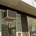 Klimaanlage Kompaktgerät Ladengeschäft