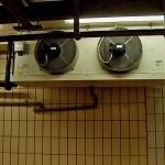 Kühlraum große Inneneinheit