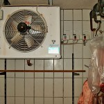 Kühlraum Fleischerei