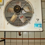 Kühlraum Inneneinheit