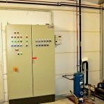 Kühlraum Klimaanlage