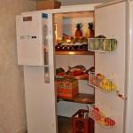 Kühlzelle nach Inbetriebnahme