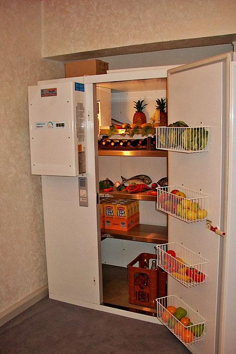 Lieblings Kühlraum oder Kühlzelle von Nesseler + Esser für Köln Bonn &WY_12