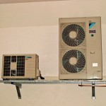 Außengeräte Klimaanlage Daikin