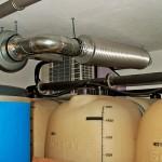 Klimaanlage Außengerät nachMontage