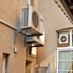 Klimaanlagen Außengeräte Haus