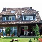 Außengerät Einfamilienhaus