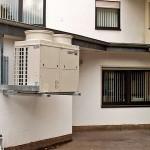 Außengerät Klimaanlage Wand