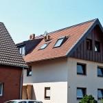 Außengerät Klimaanlage Braun