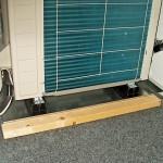 Klimaanlage Außengerät Anschluss