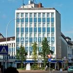 Splitklimaanlage Außengeräte Hotel