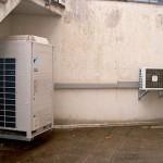 Klimaanlage Split mit Außengerät
