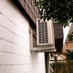Außengerät Haus Klimaanlage