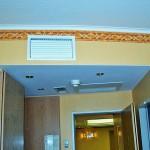 Kanalanschlussgeräte als Klimaanlagen