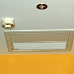 Klimaanlage Decke Kanalanschlussgerät