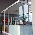 Kassetteneinbaugerät Büroraum