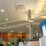Klimaanlage Bank Kassetteneinbaugerät