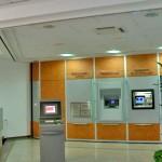 Klimaanlage Bank
