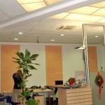 Kasetteneinbaugerät Büroraum