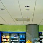 Klimaanlage Deckengerät Apotheke