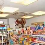 Klimaanlage Kiosk