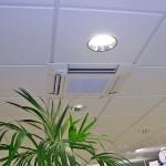 Klimaanlage Kassetteneinbaugerät
