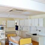 Klimaanlage Krankenzimmer