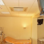 Kassetteneinbaugerät Klimaanlage Krankenhaus