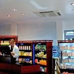 Klimaanlage Kassetteneinbaugerät Apotheke
