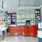 Kassetteneinbaugerät für Apotheke