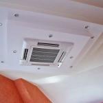 Kassetteineinbaugerät Klimaanlage