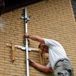 Nesseler Esser Arbeiter Wandmontage Klimaanlage