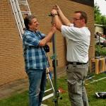 Teamarbeit von Nesseler Esser für Ihre Split Klimaanlage