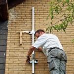 Wandhalterung Split Klimaanlage Außeneinheit