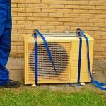 Klimaanlage Außeneinheit