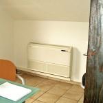 Standtruhe Arbeitszimmer Klimaanlage