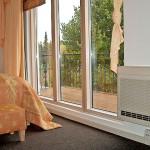 Schlafzimmer Standtruhe Klima Split Anlage