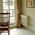 Wohnbereich Standtruhe Klimagerät
