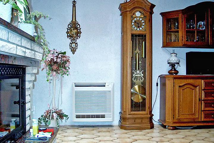 split klimaanlage standger te standtruhen von n e f r k ln bonn. Black Bedroom Furniture Sets. Home Design Ideas