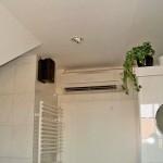 Wandgerät Klimaanlage Badezimmer