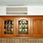 Wandgerät Klimaanlage Küche