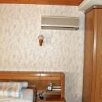 Klimaanlage Inneneinheit Schlafzimmer