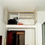 Wandgerät Klimaanlage Wandschrank
