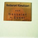 Restaurant klimatisiert von Nesseler + Esser