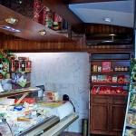 Wandgerät Klimaanlage in Lebensmittelladen