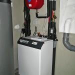 Waterkotte Wärmepumpe installiert