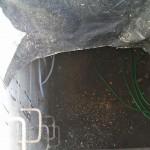Bauarbeiten Wärmepumpe