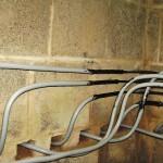 Leitungen Wärmepumpe