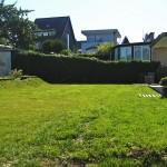 Wärmepumpe Bauarbeiten Garten