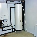 Wärmepumpe fertigstellung Keller